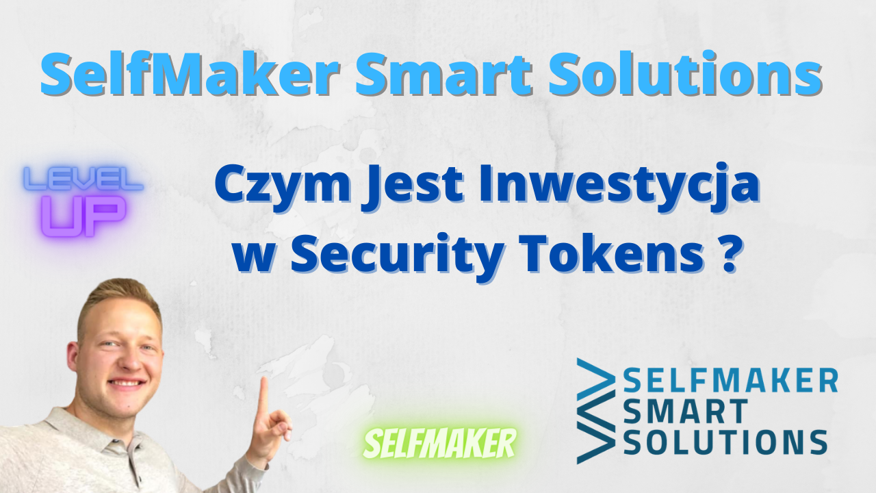 SelfMaker Smart Solutions Inwestycja w Security Tokens
