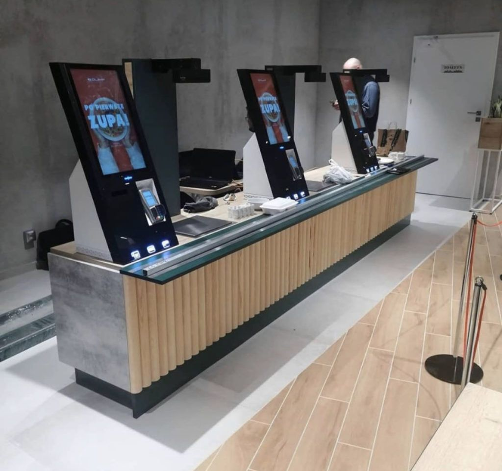Self-Checkout with artificial intelligence