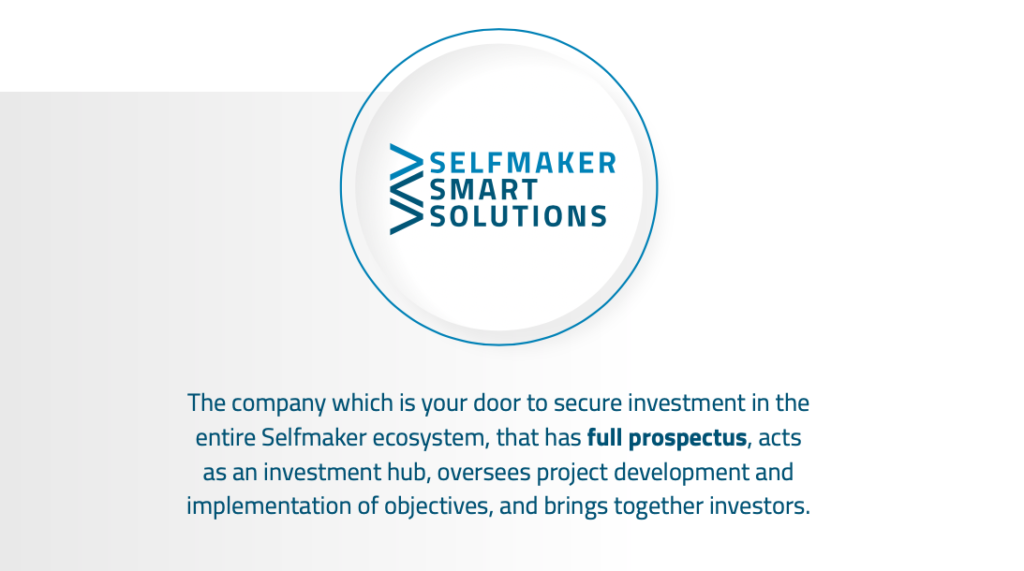 How To Invest In SelfMaker ?